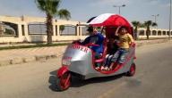 كيف أخترع سيارة صغيرة