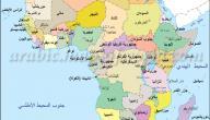 دول قارة أفريقيا