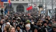 عدد سكان روسيا