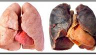 أضرار التدخين على الجهاز التنفسي