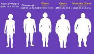 كيف يتم حساب كتلة الجسم