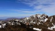 سلسلة جبال الأطلس