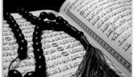 معلومات عن القرآن الكريم