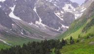 سلسلة جبال أوروبية