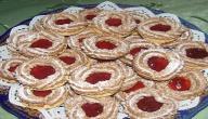 أحدث الحلويات المغربية