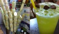 أضرار عصير القصب