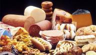 أضرار الدهون