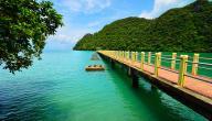أفضل جزر ماليزيا