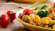 نظام غذائي صحي يومي