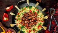 وصفات بالأرز