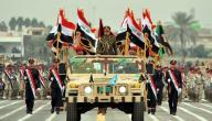 عيد الجيش العراقي