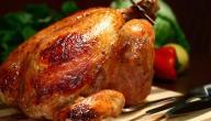 طريقة عمل الدجاج المحمر