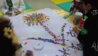 عمل فني للأطفال