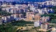كم عدد سكان لبنان