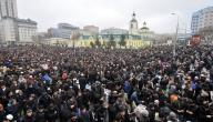 عدد المسلمين في روسيا