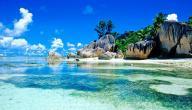 جزيرة السيشل