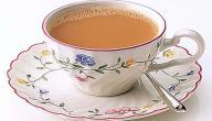 طريقة عمل شاي عدني