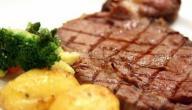 طريقة ومكونات ستيك اللحم