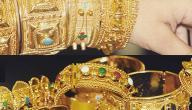 زكاة الذهب الملبوس