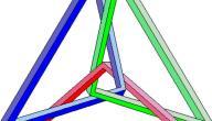 مجموع زوايا المثلث