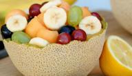 كيفية عمل سلطة الفواكه