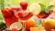 مشروبات تساعد على التخسيس