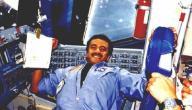 من أول رائد فضاء عربي