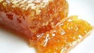 مكونات العسل