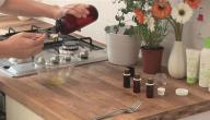صناعة العطور في المنزل