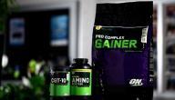 بروتينات زيادة الوزن