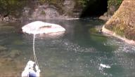 طرق صيد الأسماك من الأنهار