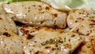 طرق طهي صدور الدجاج