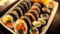 كيفية تحضير الأكل الكوري