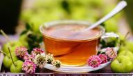 شاي البرسيم الاحمر