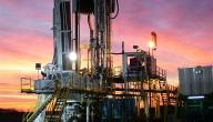 حفر ابار النفط