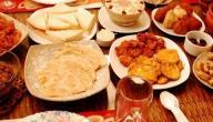 نظام غذائي لزيادة الوزن في رمضان