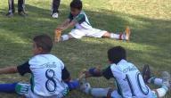 تمارين كرة القدم للصغار