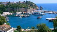 مدينة أنطاليا التركية