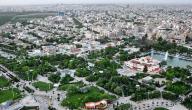 مدينة مشهد الإيرانية