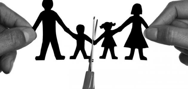 ظاهرة الطلاق