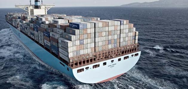 وسائل النقل البحرية