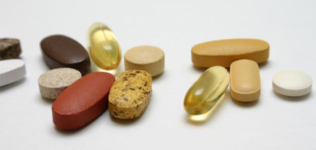 فيتامينات مفيدة للبشرة