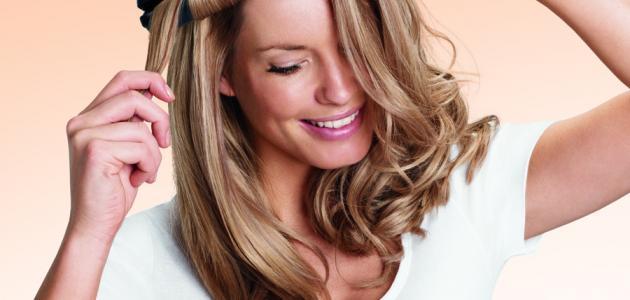 طرق تصفيف الشعر
