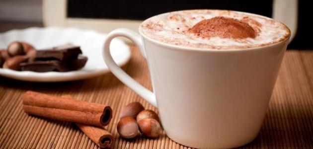 طريقة قهوة البندق