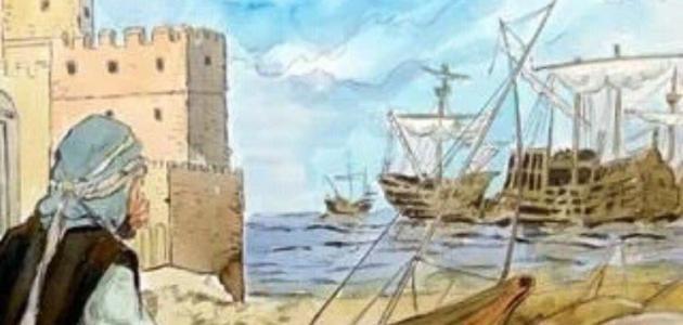 ما سبب اهتمام معاوية بالأسطول البحري