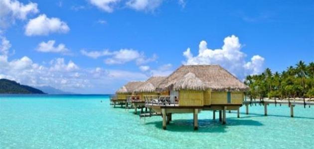 جزر إندونيسيا السياحية