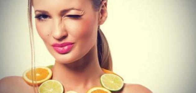ما فوائد الليمون للبشرة