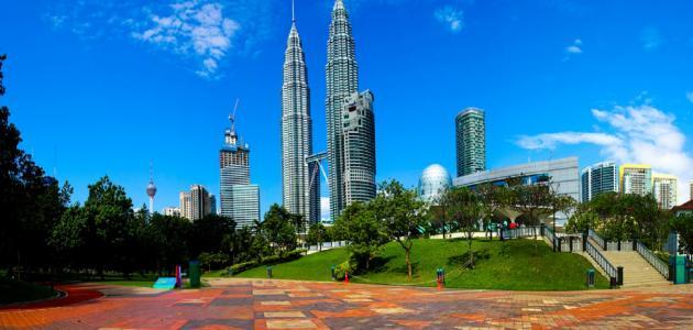 معالم ماليزيا