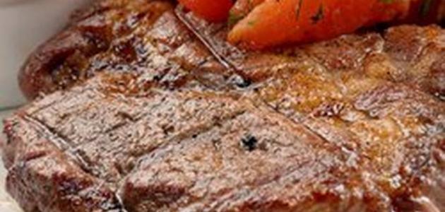 طريقة عمل بفتيك اللحم