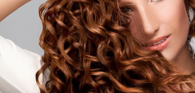 طريقة عمل الشعر مموج